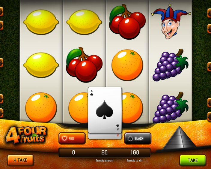 Fruits games