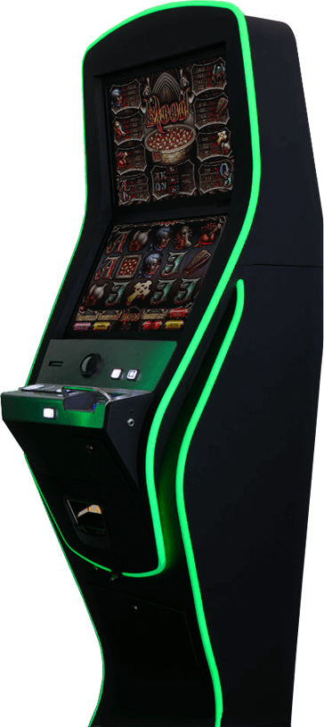Neos is best-selling VLT terminal with sleek, superior quality design and a robust, durable build. Neos is our new slot machine cabinet. Apollo Games is video slot machine manufacturer in Central Europe.