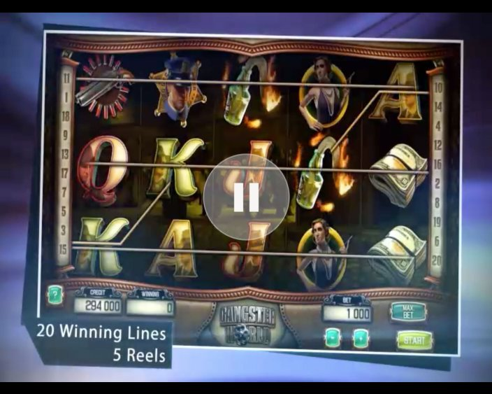 A new html5 slot machine game for casinos. 3D winning symbols. Video preview of the slot machine game.