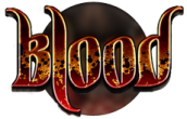 Slot machine game Blood