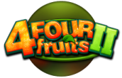 Slot machine game Four Fruits 2